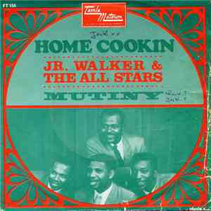 Junior Walker & The All Stars - Home Cookin / Mutiny
